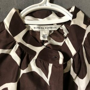 Banana Republic Tops - NWOT Banana Republic silk blouse